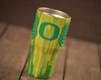 Oregon Ducks Tumbler