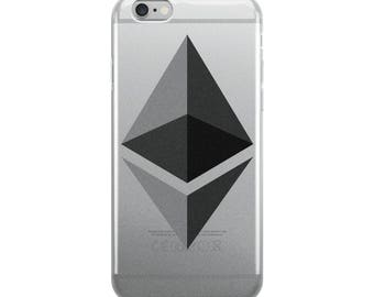 Ethereum - iPhone Case