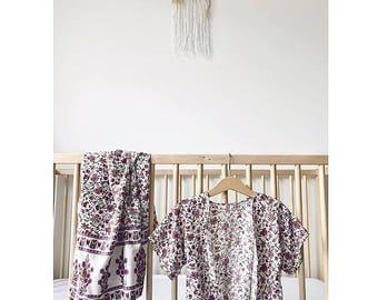 Mummy Kimono - Boho Floral