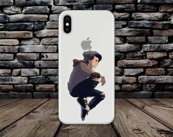 Jughead Riverdale iPhone X case Riverdale iPhone 8 case Galaxy S8 case iPhone 7 Plus case Pixel 2 XL Riverdale Clear case LG G6 iPod Touch 6