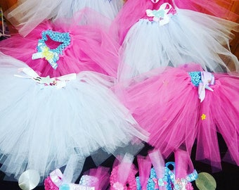Tutu's for all occasions and matching accessories !