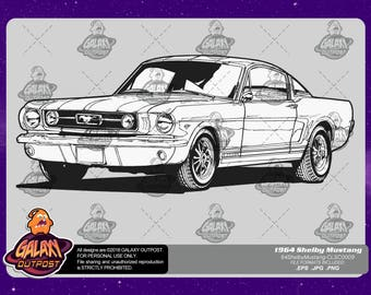 1964 Ford Shelby Mustang