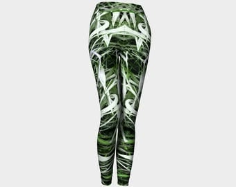 Multiple Colors - Dancing Grass Collection Women's Leggings