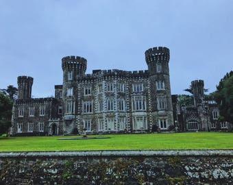 Irish Castle Print