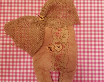 """Grungy """"Lacie"""" - A Rag Doll made with love"""