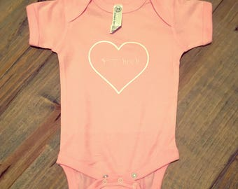 Heart Throb- Baby Outfit