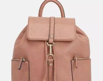 Nicolae Buckled Backpack