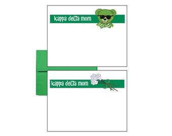Kappa Delta Postcards - Logo Mom