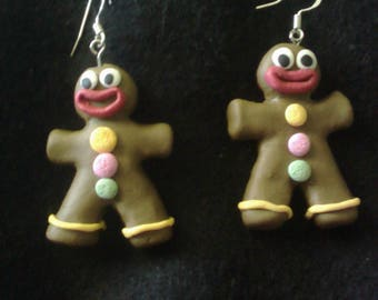 Have you seen the Muffin man? earrings