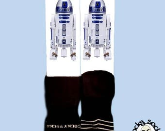 R2D2 Socks || FREE SHIPPING ||