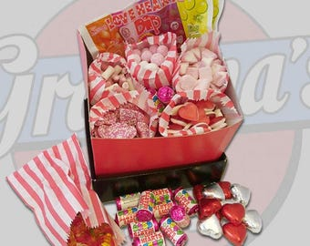 For my Sweet Valentine Sweet Hamper