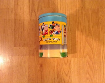Looney Tunes Collectible Tin