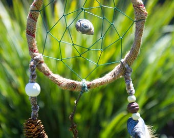 Dream Catcher - Dreams of the Ocean and Nature of New Zealand