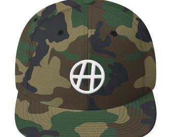 HODLUMS H Logo Snapback