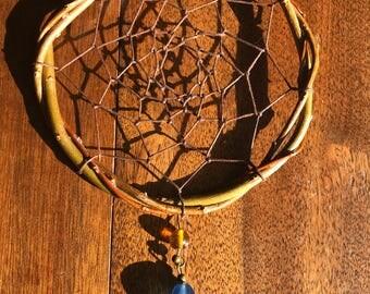 Red willow dreamcatcher