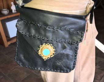 Hip Purse with Gun holster