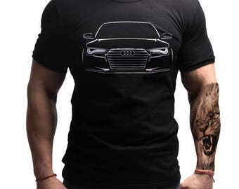 NEW T-Shirt AUDI 100% Cotton