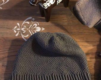 Tilted Men's Hat