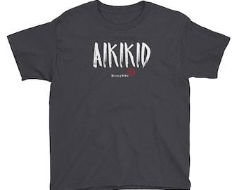 Kids Aikido t-shirt - AikiKid