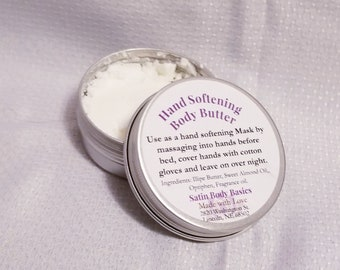 Hand Softening Body Butter