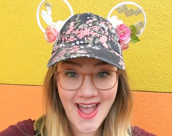 Mouse Ears - Tangled - Mickey Ears - 3D printed