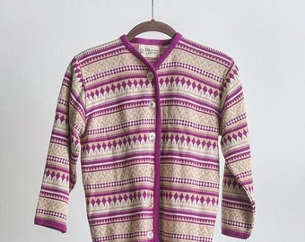 1950s/60s Minnesota Woolen Co sweater