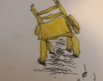 The Yellow Chair!
