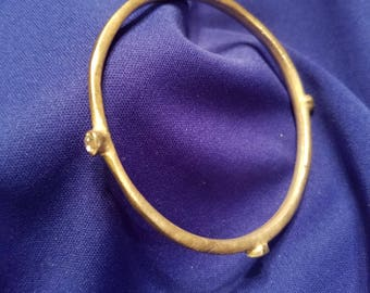 metal bangle bracelet