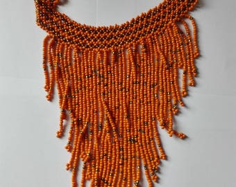 Bead Necklace from Kenya