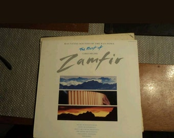 Gheorghe zamfir haunting sounds of the pan pipes 1986