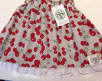 Handmade Girls Skirt