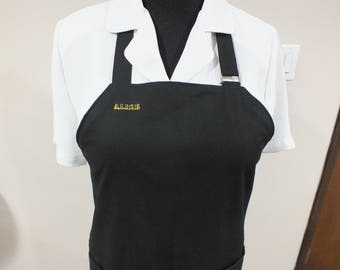 Classic style apron
