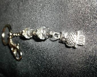 Key chain / purse jewlery