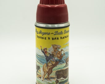Roy Rogers and Dale Evans Thermos