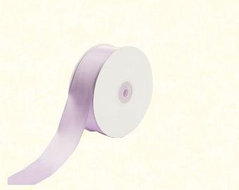 "25 Yards: 1.5"" Lavender Satin Ribbon"