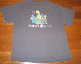 """Men's """"Street Smart"""" shirt"""