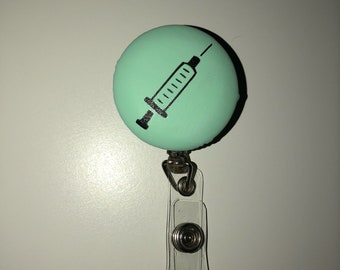 Handmade Badge Reel