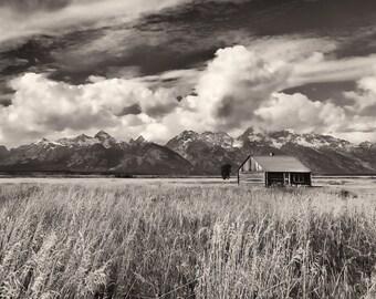 Grand Tetons Landscape Photography
