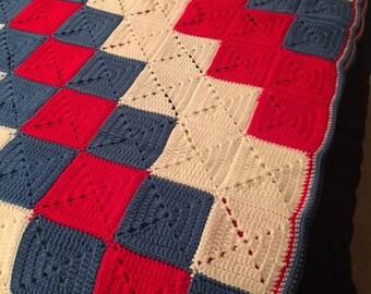 Various Crochet Afghan