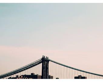 Landscape Photograph - New York Photography - New York Bridge Art - Bridges Of NYC Part 12 - Fine Art Photograph - New York City Art - Bock