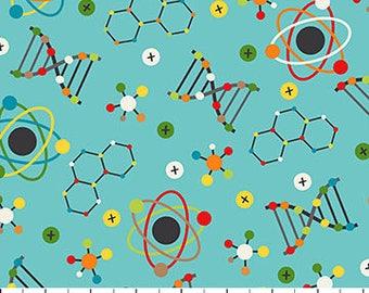 Northcott Little Genius TEAL Science Atom DNA 21533-64