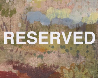 RESERVED FOR KIM