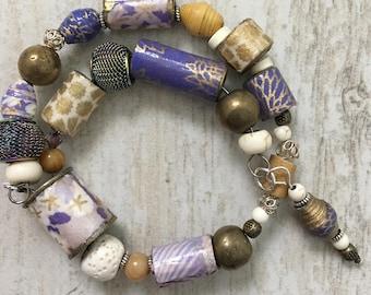Grapes Of Wrap - wrap around bracelet