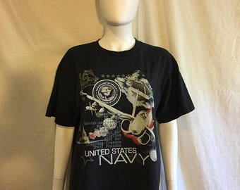Closing Shop 40%off SALE US United States black Navy t shirt USA
