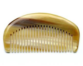 Horn Hair Comb - Q10792
