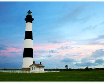 Bodie Island Light at Sunset