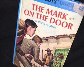 1995 Hardy Boy's Mark on the Door