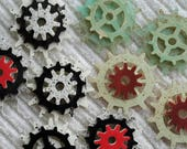 STACKED GEARS Steam punky