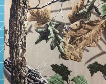 Realtree Twill Fabric - 2 3/4 yards