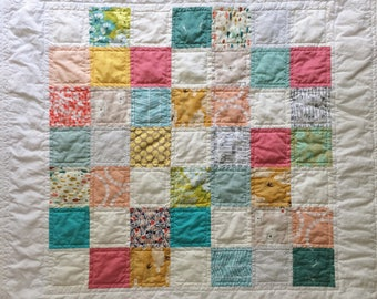 Chit-Chat Baby Quilt - Mini Playmat